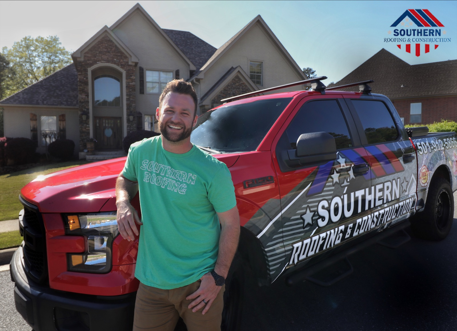 Owner of Roofing company in Little Rock, AR